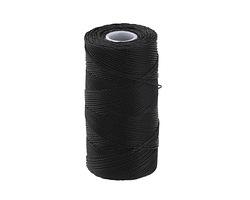 C-Lon Black Micro (.12mm) Bead Cord