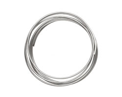 Beadalon Stainless Steel Wrapping Wire 16 gauge, 1.75m