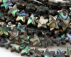 Abalone Star 10mm