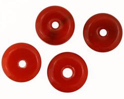 Carnelian Donut 15mm