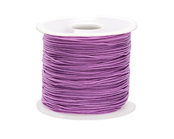 Orchid Chinese Knotting Cord 0.8mm, 120 yard spool