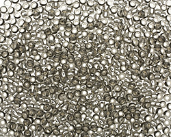 TOHO Gray (with Silver Lining) Round 11/0 Seed Bead