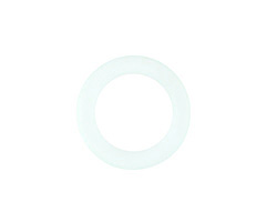 Light Seafoam Recycled Glass Ring 23mm