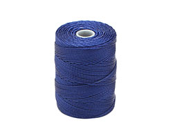 C-Lon Capri Blue (.5mm) Bead Cord