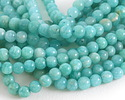 Madagascar Amazonite Round 4-4.5mm