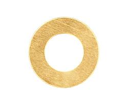 Brass Ring Blank 25mm