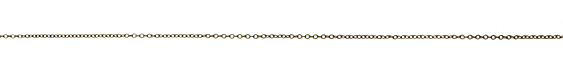 Antique Brass (plated) Tiny Cable Chain (bulk discount)
