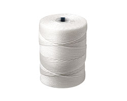 C-Lon White Fine Weight (.4mm) Bead Cord