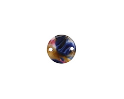 Zola Elements Twilight Acetate Coin Link 14mm