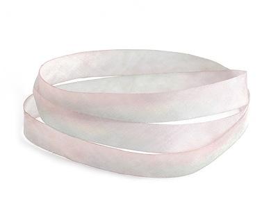 "Sun Mist Hand Dyed 100% Silk Ribbon 7/16"""