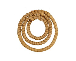 Natural Rattan-Style Concentric Circles Focal 36-41x38-45mm