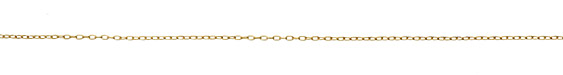 Vintaj Vogue Delicate Cable Chain
