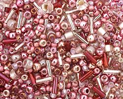TOHO Hime Pink Seed Bead Mix