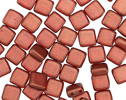 CzechMates Glass Halo Sangreal 2-Hole Tile 6mm