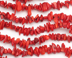 Red Coral Chips