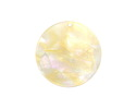 Zola Elements Opal Acetate Coin Focal 30mm