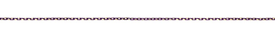 Neo Purple Oval Cut Cable Chain 3.5x2mm