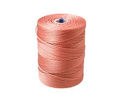 C-Lon Rose Fine Weight (.4mm) Bead Cord