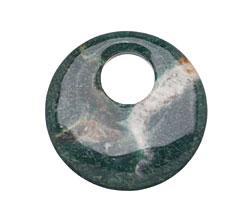 Verdite Off Center Donut 45mm