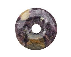 Purple Pietersite Donut 40mm