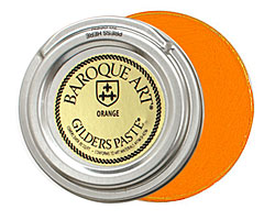 Orange Baroque Art Gilders Paste 30ml