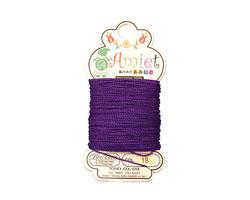 Royal Purple Amiet Thread 22 yards