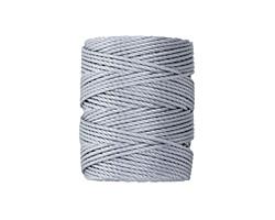 C-Lon Grey Pearl Tex 400 (1mm) Bead Cord