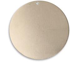 Vintaj Pewter Large Circle Blank 35mm