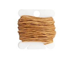 Butterscotch Irish Waxed Linen 7 ply