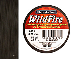 "WildFire Black .008"" Thread"
