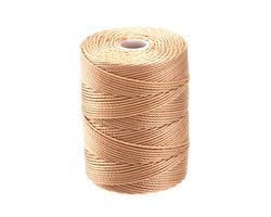 C-Lon Ginger (.5mm) Bead Cord