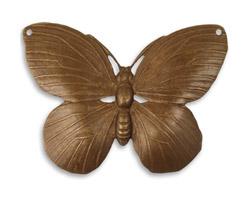 Vintaj Natural Brass Lunarfly 50.5x40mm
