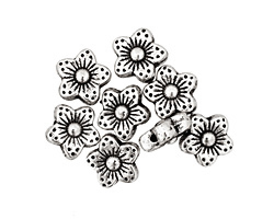 Pewter Daisy 9mm