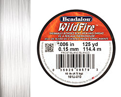 """WildFire Frost .006"""" Thread, 125 yards"""