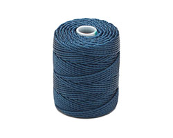 C-Lon Peacock Tex 400 (1mm) Bead Cord