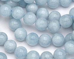 Aquamarine (A) Round 10mm