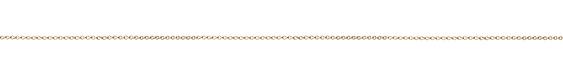 Satin Hamilton Gold (plated) Mini Rollo Chain