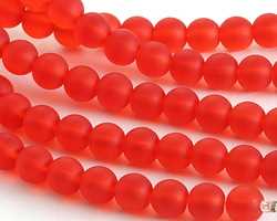 Salsa Recycled Glass Round 8mm