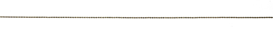 Antique Brass (plated) Tiny Ball Chain (bulk discount)