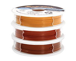"Soft Flex Trios Vitality .019"" (Medium) 49 Strand Wire 3x10ft."