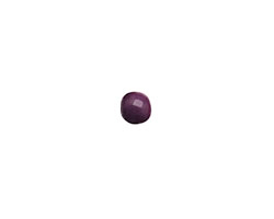 Tagua Nut Violet Round 6mm