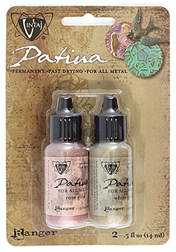 Vintaj Cherished Adornment Patina Kit