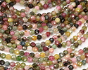 Tourmaline Faceted Round 3.5mm