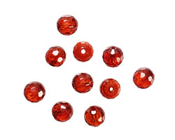 Salsa Faceted Round 6mm