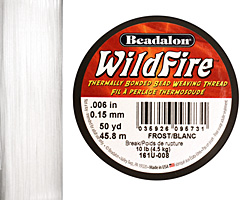 """WildFire Frost .006"""" Thread"""