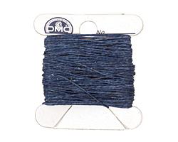 Royal Blue Irish Waxed Linen 2 ply