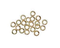 Vintaj Vogue Jump Ring 5mm - 18 gauge