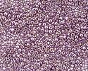 TOHO Permanent Galvanized Pale Lilac Round 11/0 Seed Bead