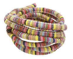 Sun & Sand Round Woven Cotton Cord 6mm
