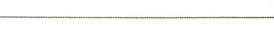 Antique Brass (plated) Tiny Ball Chain (bulk discount)